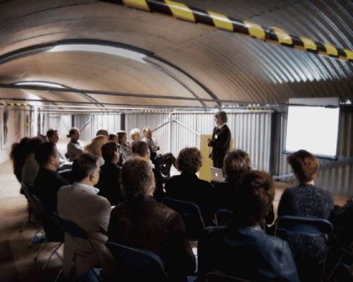 Event, Impressie uit leiderschap bij tentoonstelling I Am Your Master, 2010, Kunstfort bij Vijfhuizen