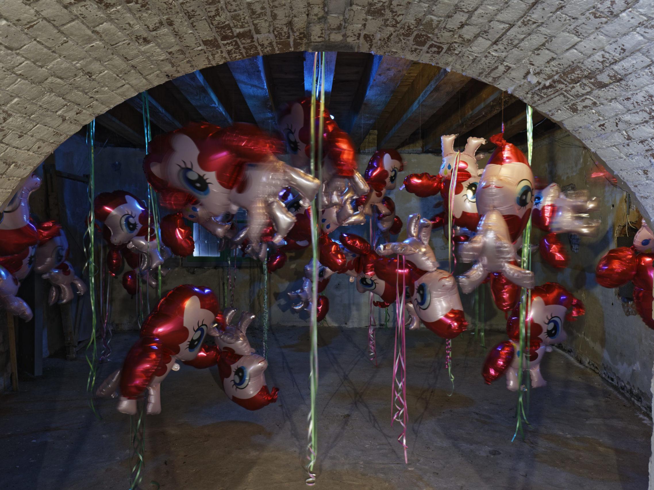 #nieuwjaarscadeau | André Pielage | #nieuwjaarscadeau | Tentoonstelling Een schitterende afzondering Fort bij Asperen 2019