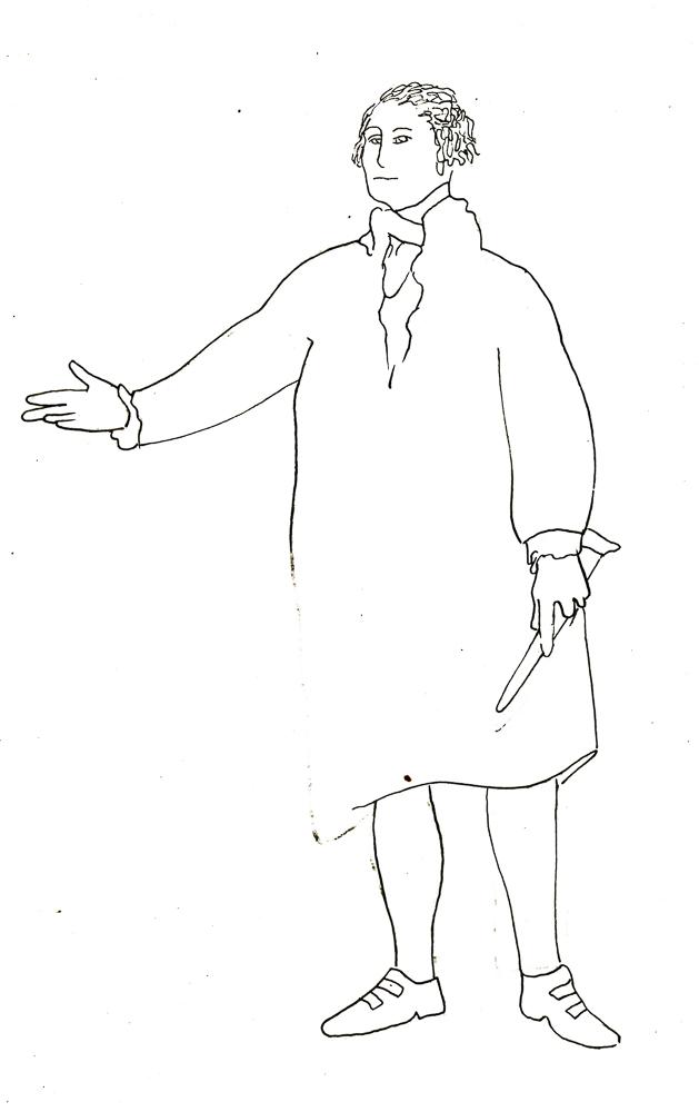 I Am Your Master 3, tekening, December 2007
