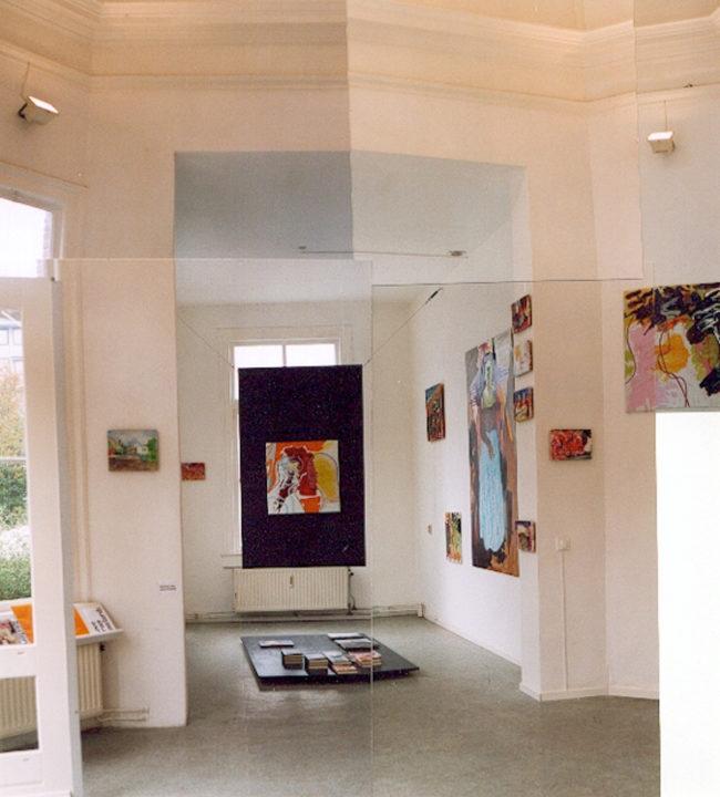 Love from Amsterdam, Beeld uit expositie, 2004. Stichting Outline Amsterdam