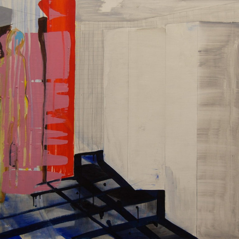 The Washing 3, Olieverf op doek, 2012