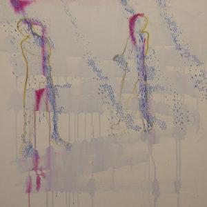 The Washing 4, Olieverf op doek, 2012