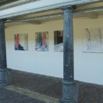 The Washing, Olieverf op doek, tentoonstelling Fiat lux, Vishal Haarlem 2013