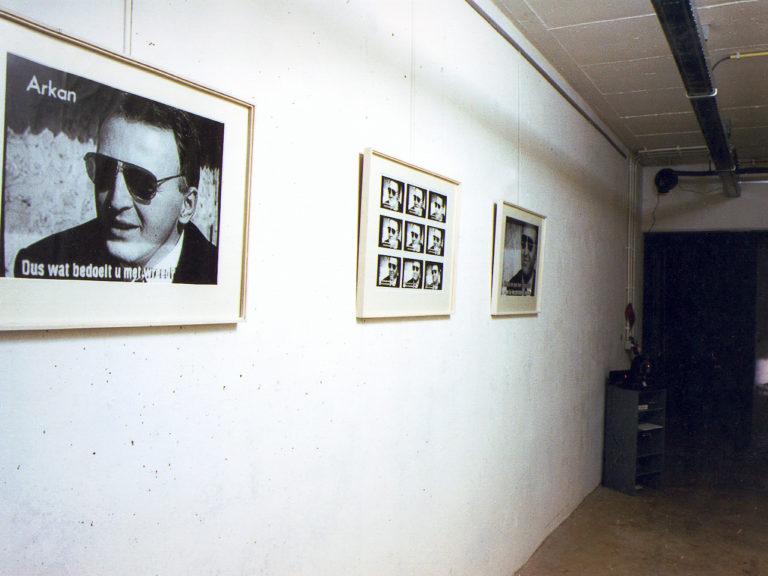 The Silence, fotooverzicht, 1994 - 2018, installatie, getoond in KI Safe Dalfsen