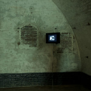 The Silence, Diaserie/video, 1994 - 2018, installatie, getoond in KI Safe Dalfsen, Arti et Amicitiea, Fort bij Asperen