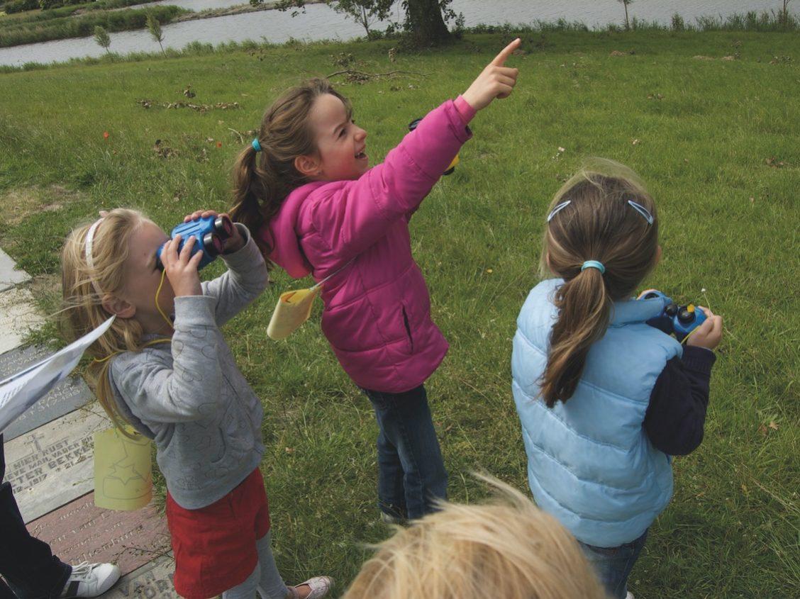 Educatie op het Kunstfort bij Vijfhuizen